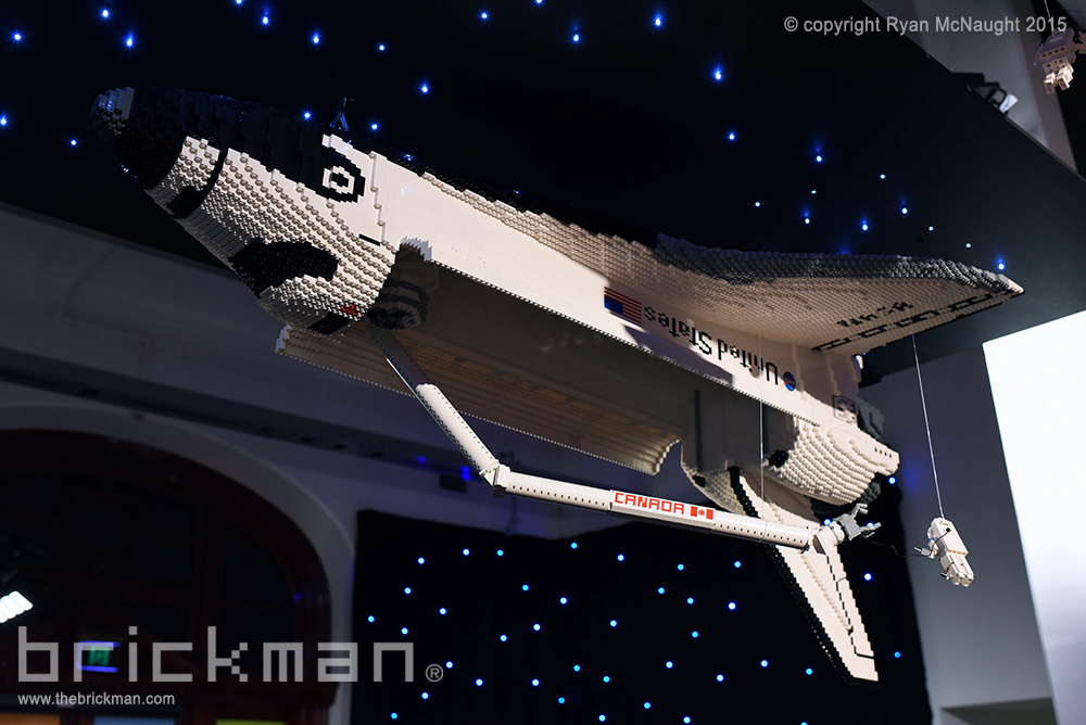 lego space shuttle speed build - photo #43