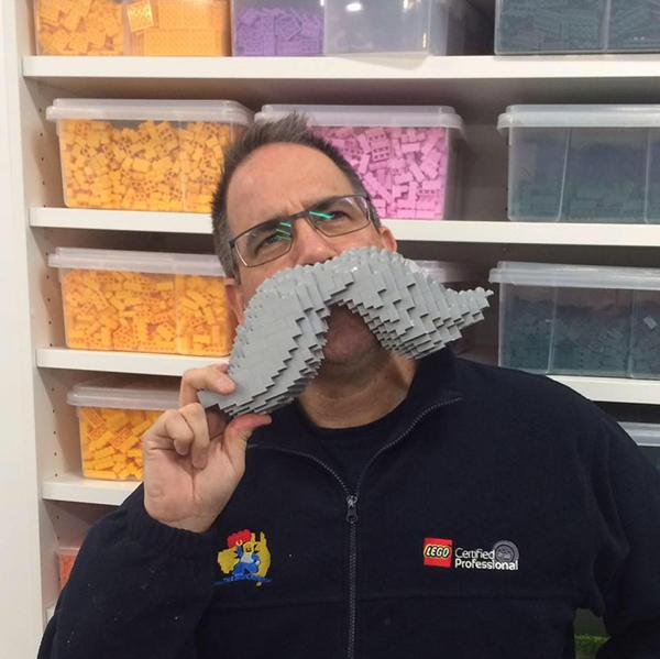 ryan moustach