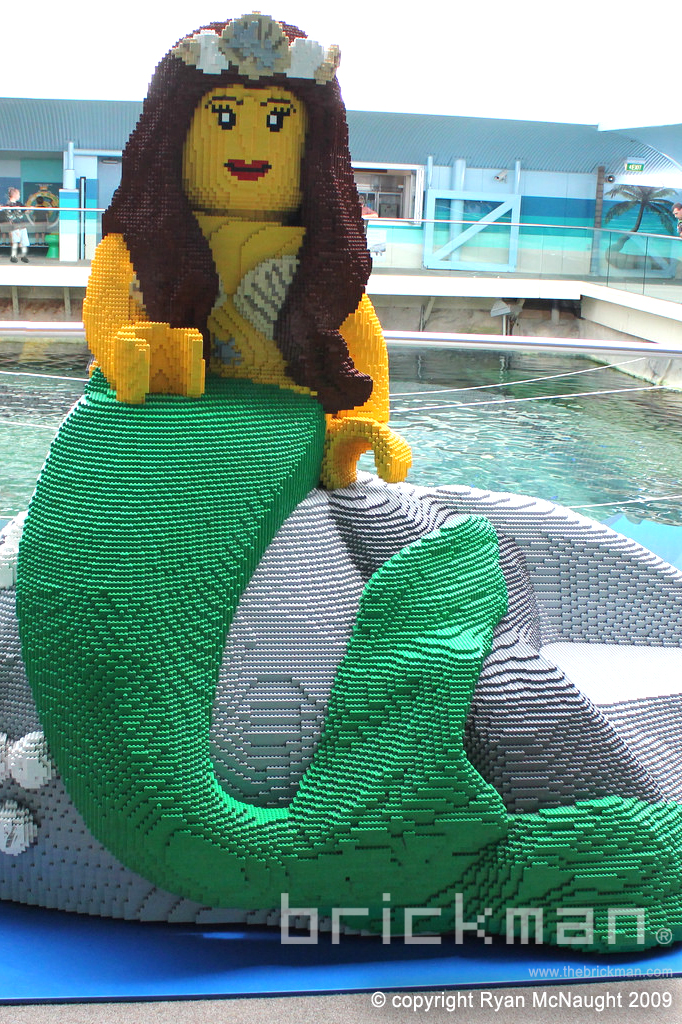 LEGO Mermaid 2