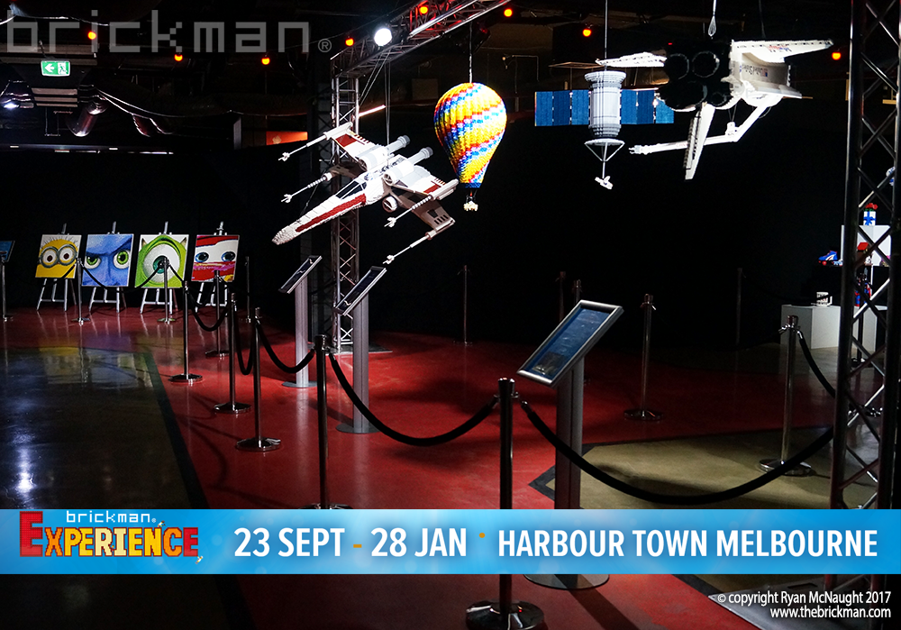 Brickman Experience Melbourne Pic 1