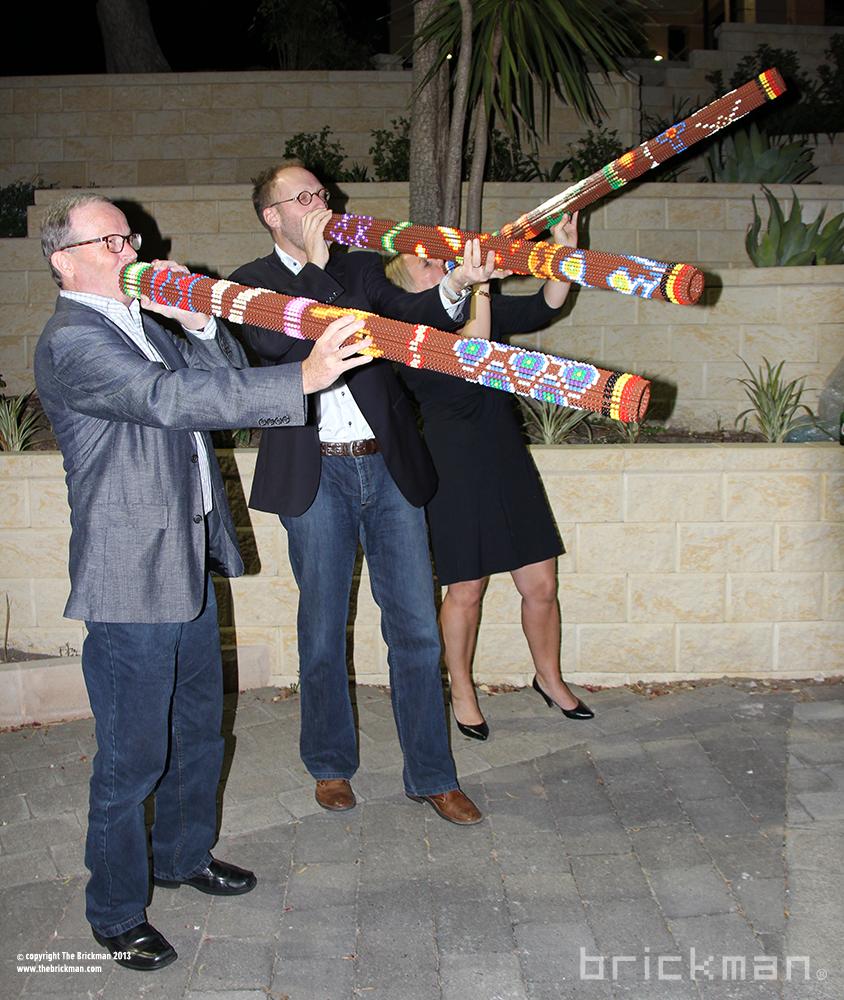 LGO Didgeridoo play