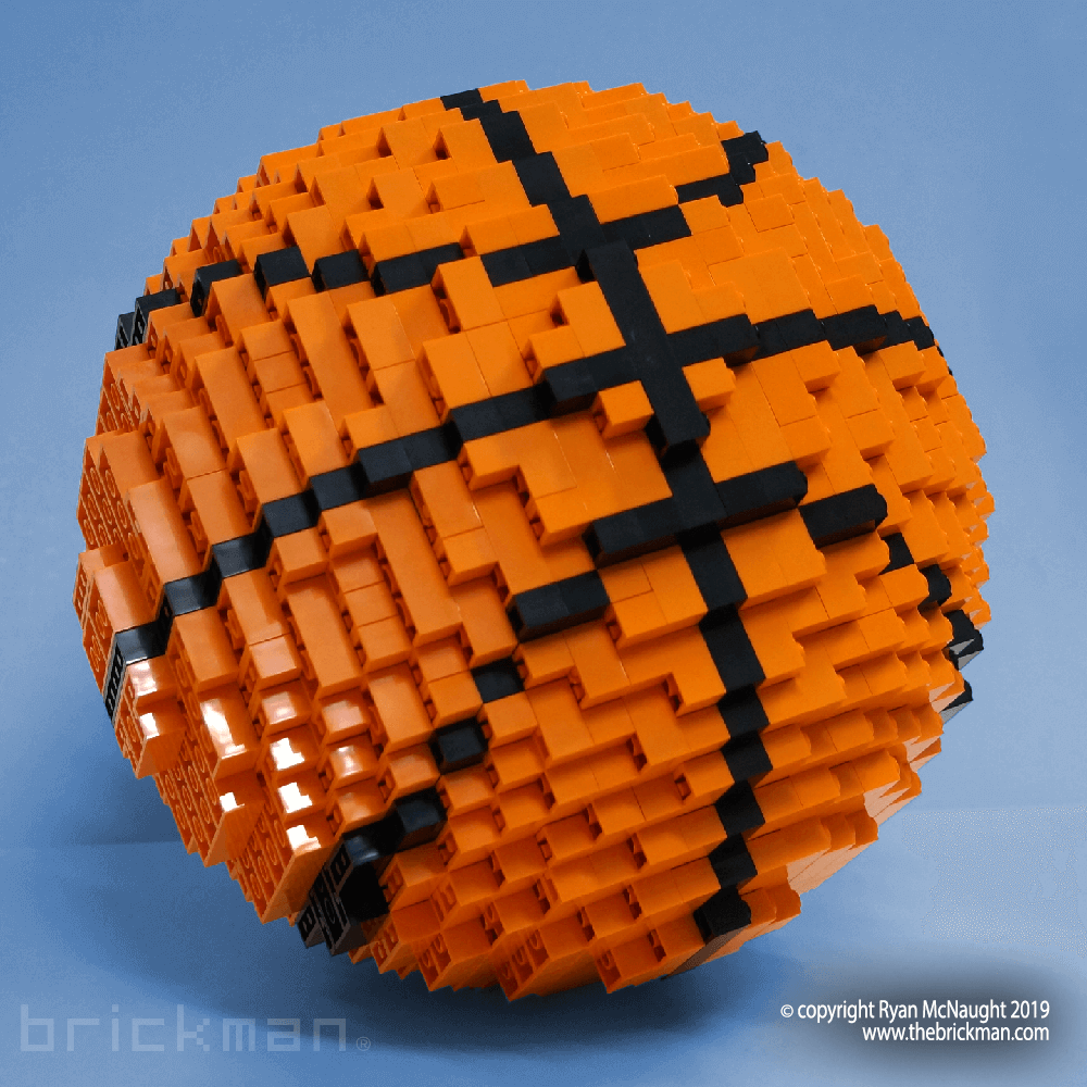 LEGO basketball