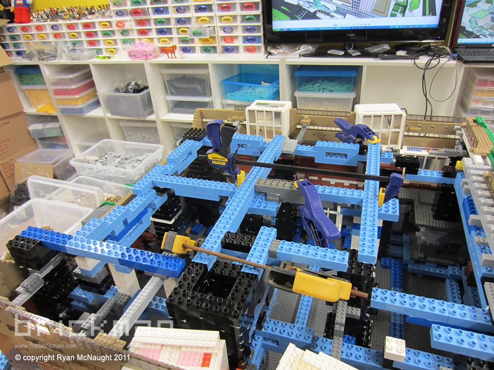 LEGO brick Brisbane Hospital DUPLO