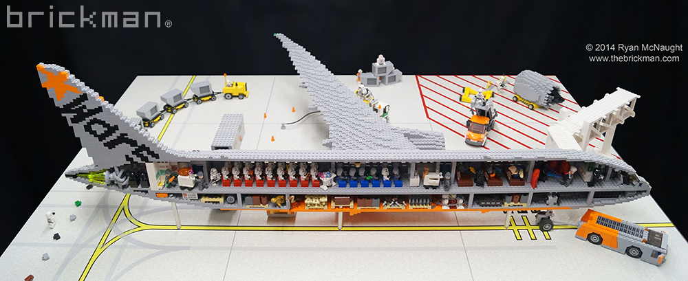 Star Wars Jetstar cutaway