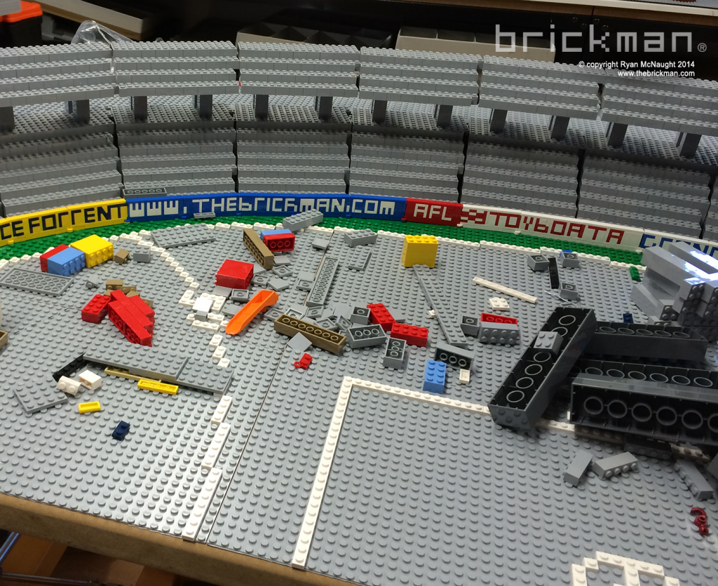 Lego MCG build 2
