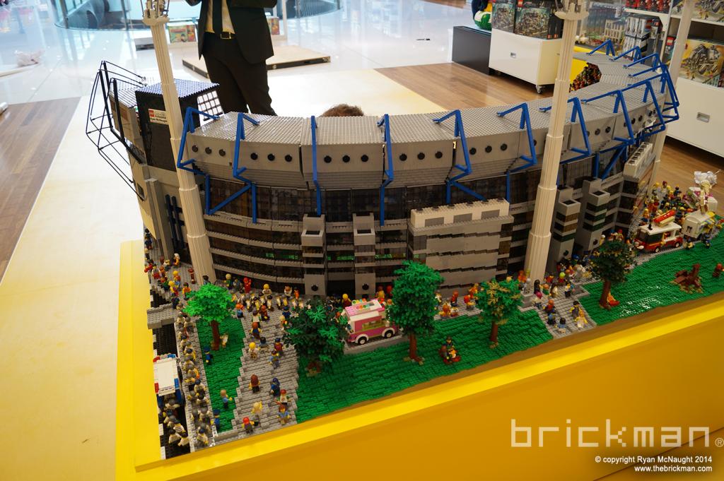 Lego MCG in Myer