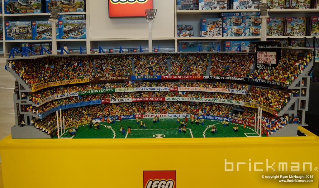 Lego MCG 1
