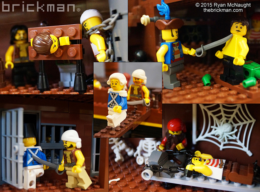 LEGO pirate action 2