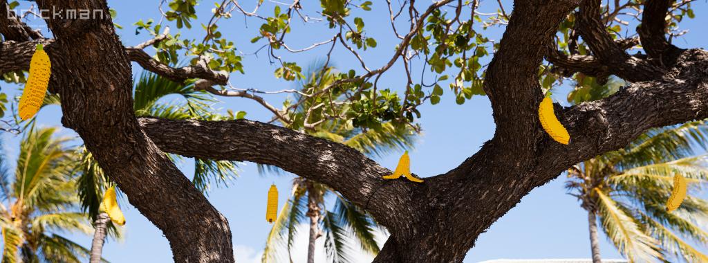 LEGO banana tree