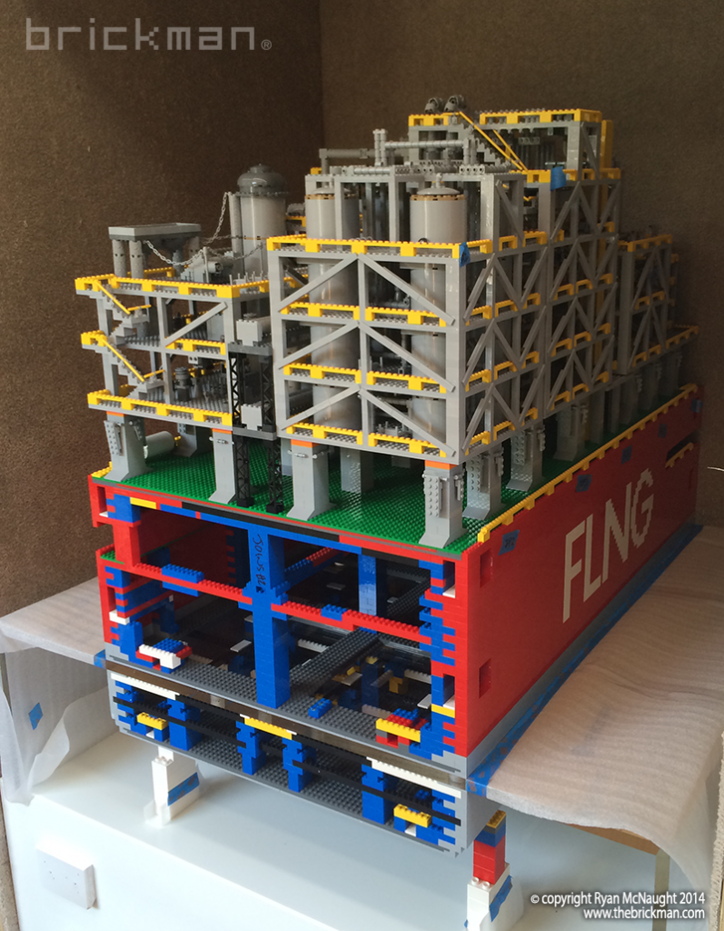 Shell LPG Refinery Ship WIP 02