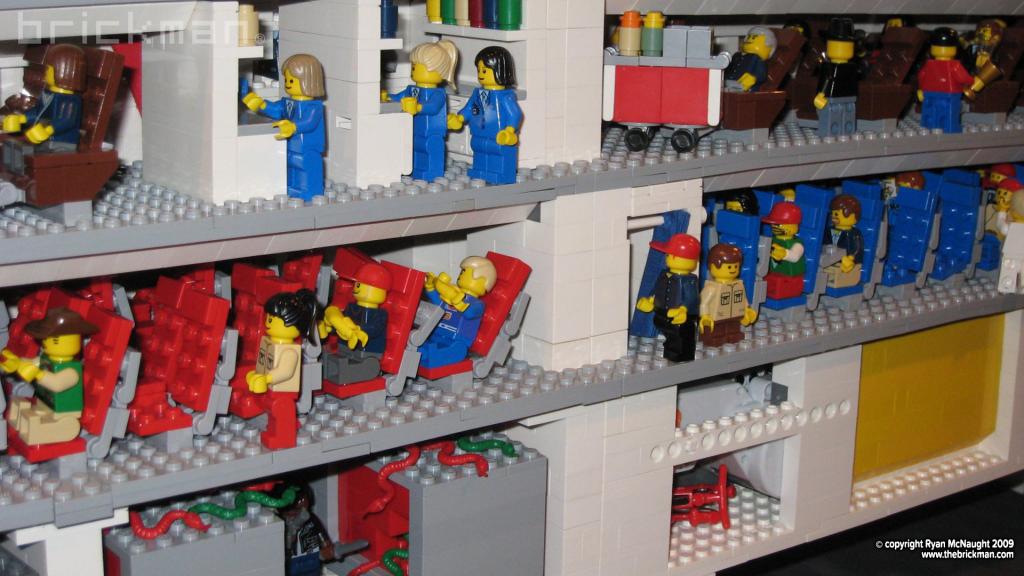 LEGO A380 cutaway2