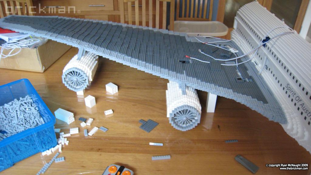 LEGO A380 NXT1