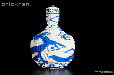 Throwback Thursday: LEGO® brick Ming Vase