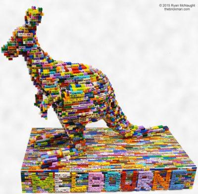 Brickman Experience Melbourne.