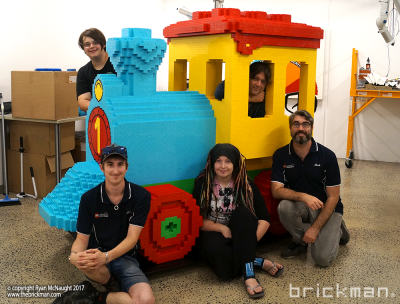 Throwback Thursday LEGO® DUPLO train