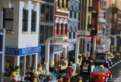 LEGO Cityscape
