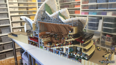 Throwback Thursday: LEGO Sydney Opera House