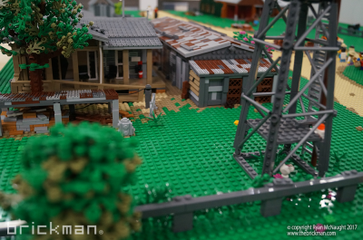 Throwback Thursday LEGO® Brick Rouse Hill Farm