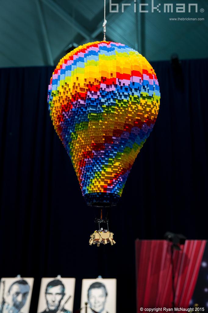LEGO Hot air Balloon 1
