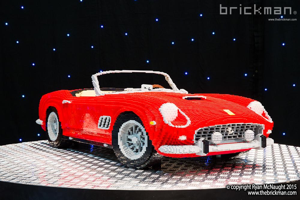 LEGO Ferrari 2