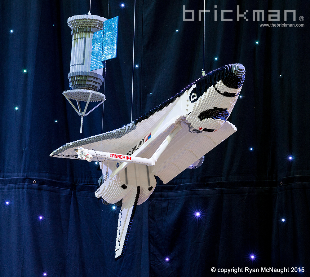 Throwback Thursday: LEGO® brick Space Shuttle