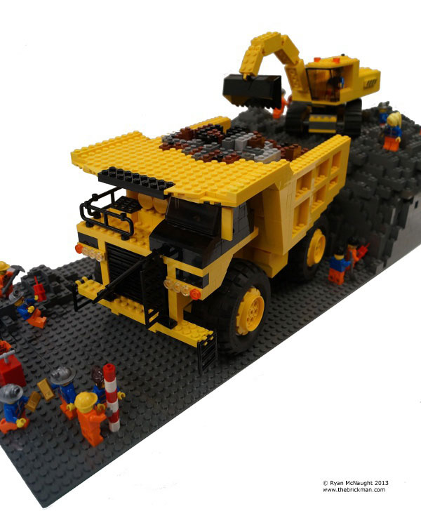 A little bit of LEGO Western Australia