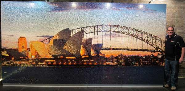Sydney Mystery Mosaic