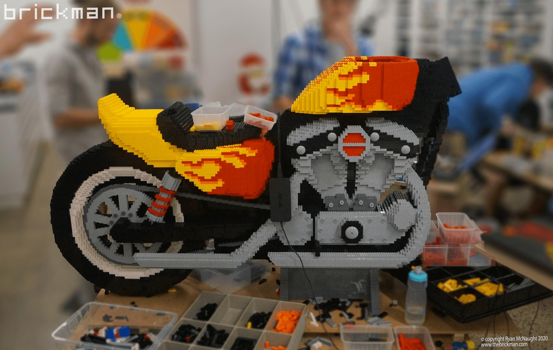 Smash and Grab bike WIP01