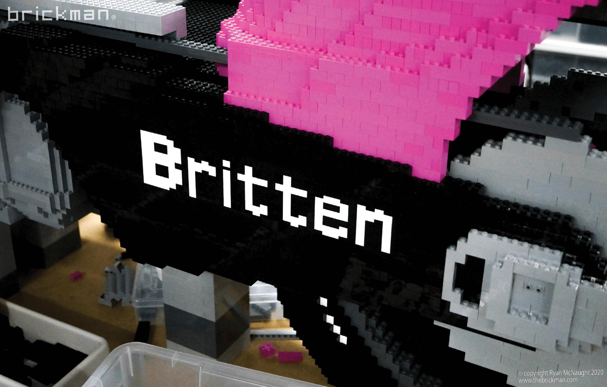 LEGO Britten logo