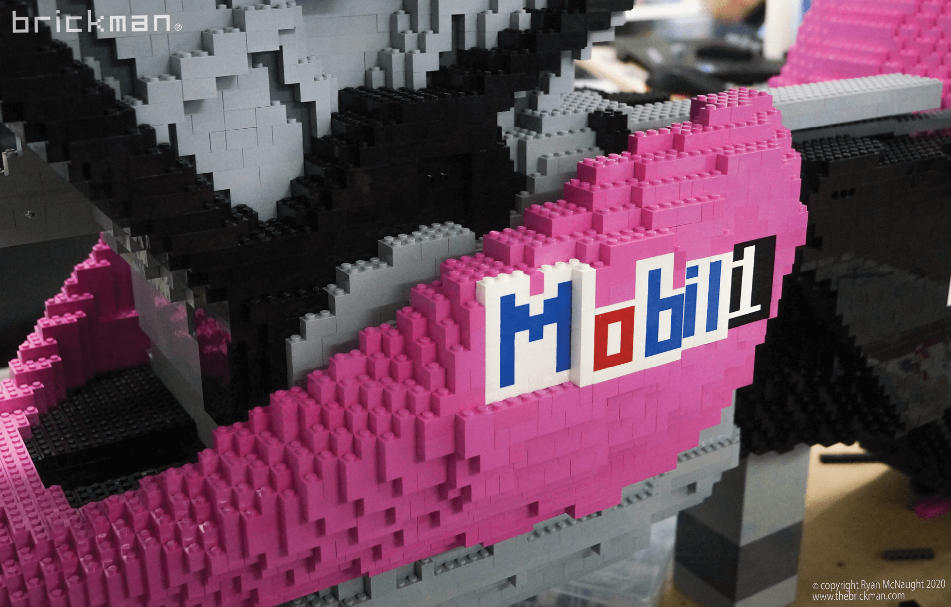 LEGO MOBILE 1 logo