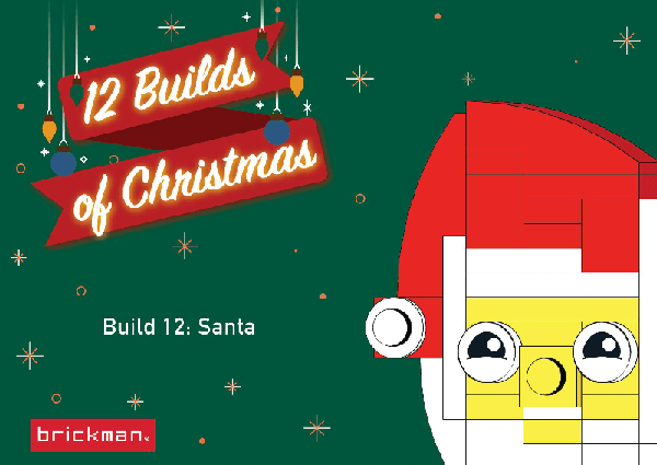 The 12 Builds of Christmas!