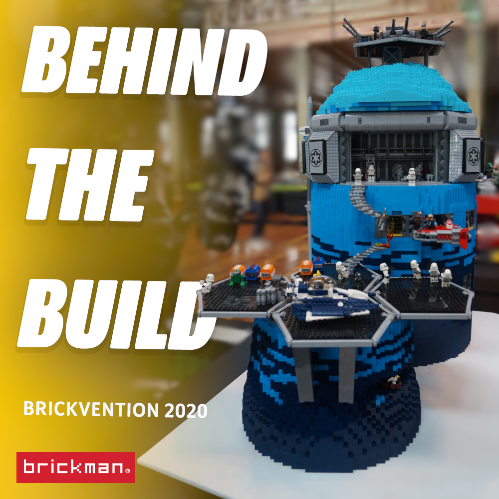 Brickvention 2020 Spotlight: LEGO® Star Wars Prison