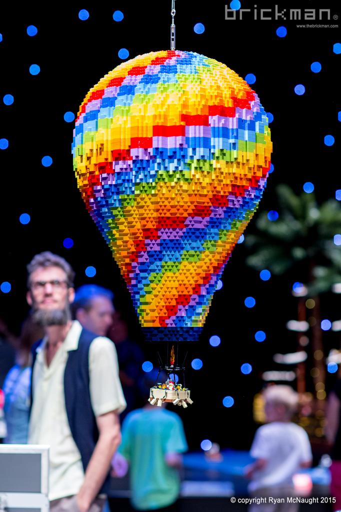 LEGO Hot air Balloon 2