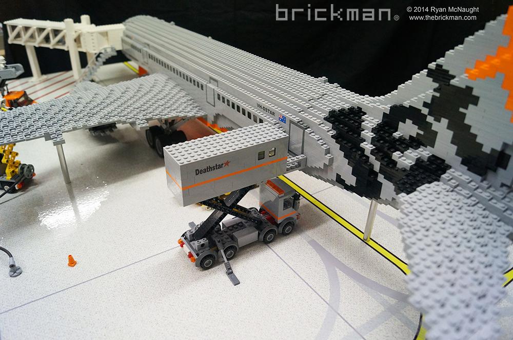 Star Wars Jetstar Deathstar loader