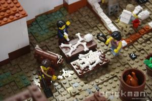 Lego Pompeii Estelle