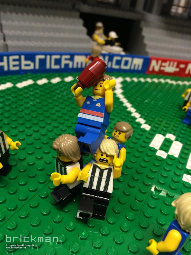 Lego MCG Bulldogs
