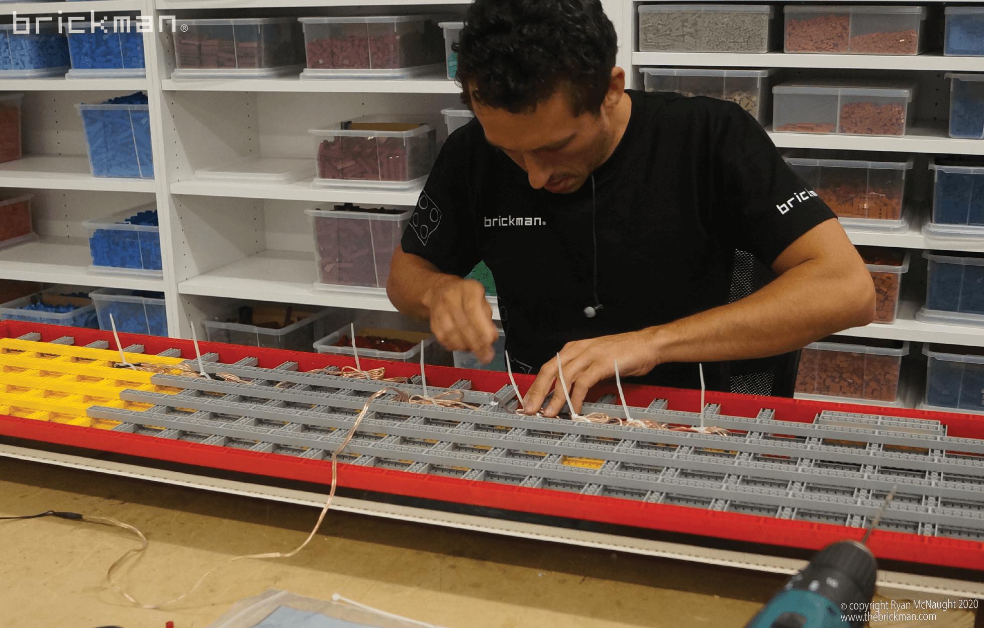 LEGO keyboard WIP2