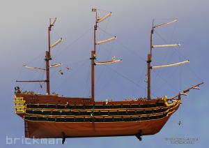 Pirate Ship side