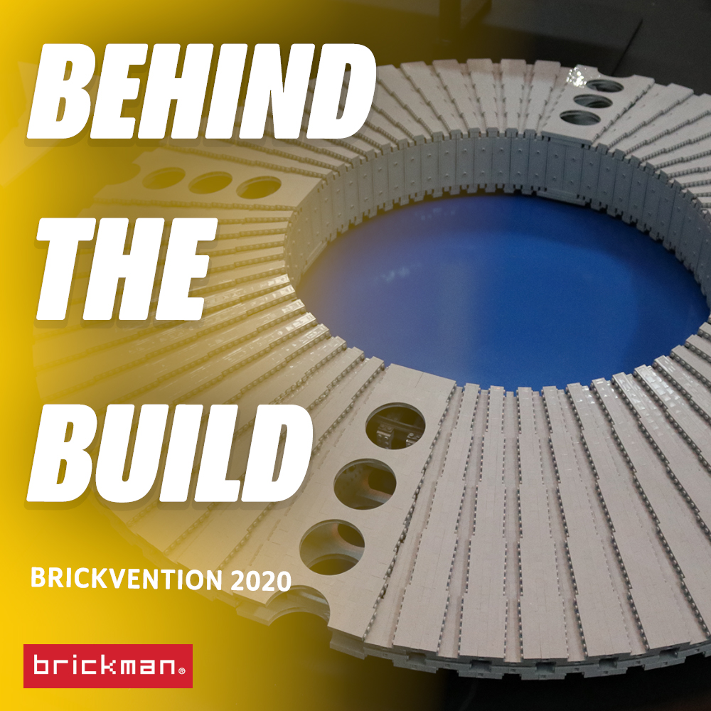 Brickvention 2020 Spotlight: LEGO® Brick Sydney Olympic Cauldron