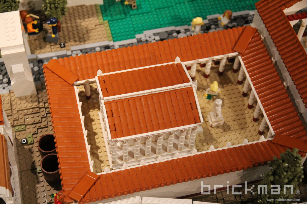 LEGO Temple of Apollo