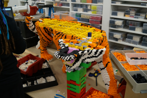 Dreamworld Tiger WIP