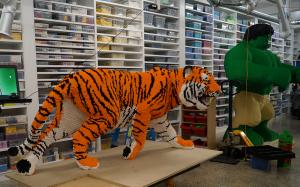 Dreamworld Tiger Hulk