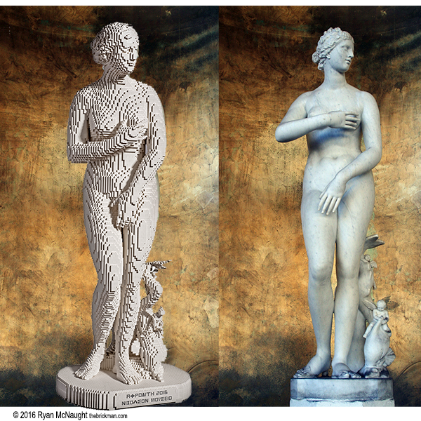 Throwback Thursday: LEGO® Brick Medici Venus