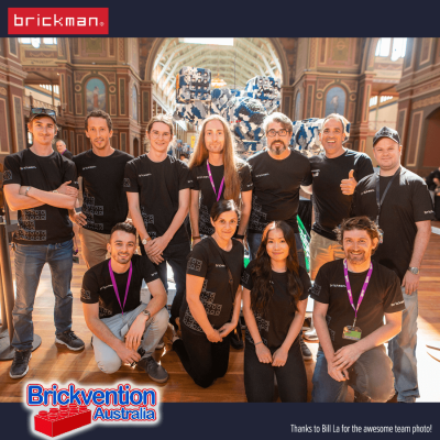 A Brickman Brickvention 2020 wrap-up