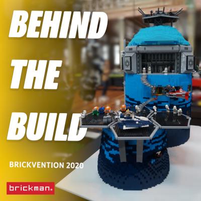 Brickvention 2020 Spotlight: LEGO® Star Wars Prison