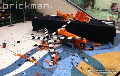 Throwback Thursday: LEGO® Elvis Firefighting Helicopter