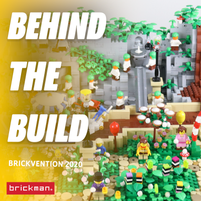 Brickvention 2020 Spotlight: LEGO® Brick Chocolate Factory