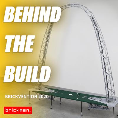 Brickvention 2020 Spotlight: LEGO® St Louis Gateway Arch
