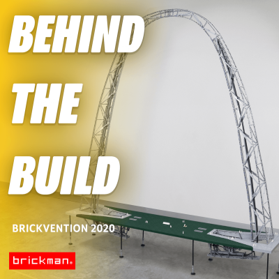 Brickvention 2020 Spotlight: LEGO® St Louis Gateway Arch