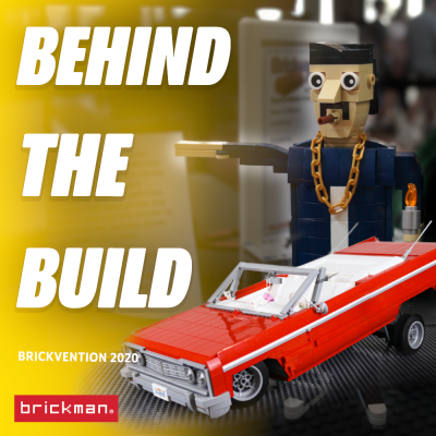 Brickvention 2020 Spotlight: LEGO® Brick Lowrider